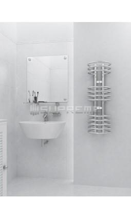 Supreme Designad Handdukstork Krom 300x900 mm