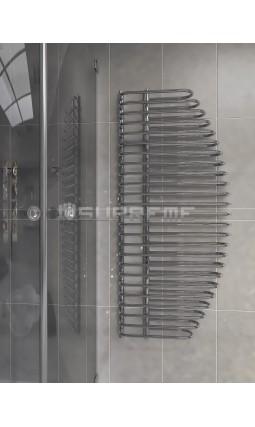 Supreme Designad Handdukstork Krom 600x1400 mm