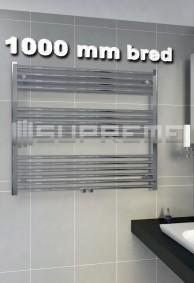 1000 mm breda handdukstorkar