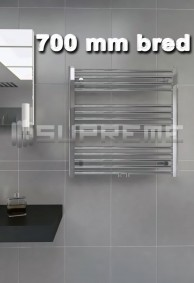 700 mm breda handdukstorkar