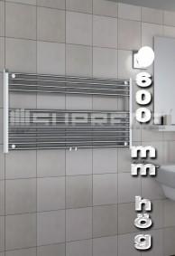 600 mm höga handdukstorkar