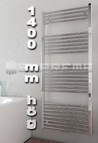 1400 mm höga handdukstorkar