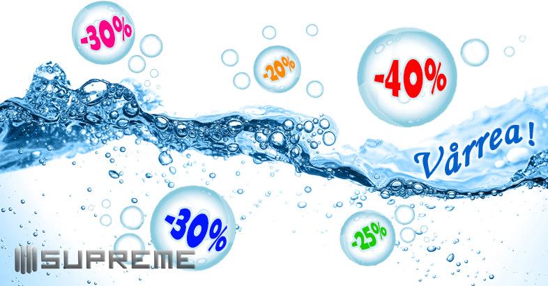 Hög kvalitativa produkter till reducerade priser över hela vårt stora utbud av Supreme handdukstorkar!